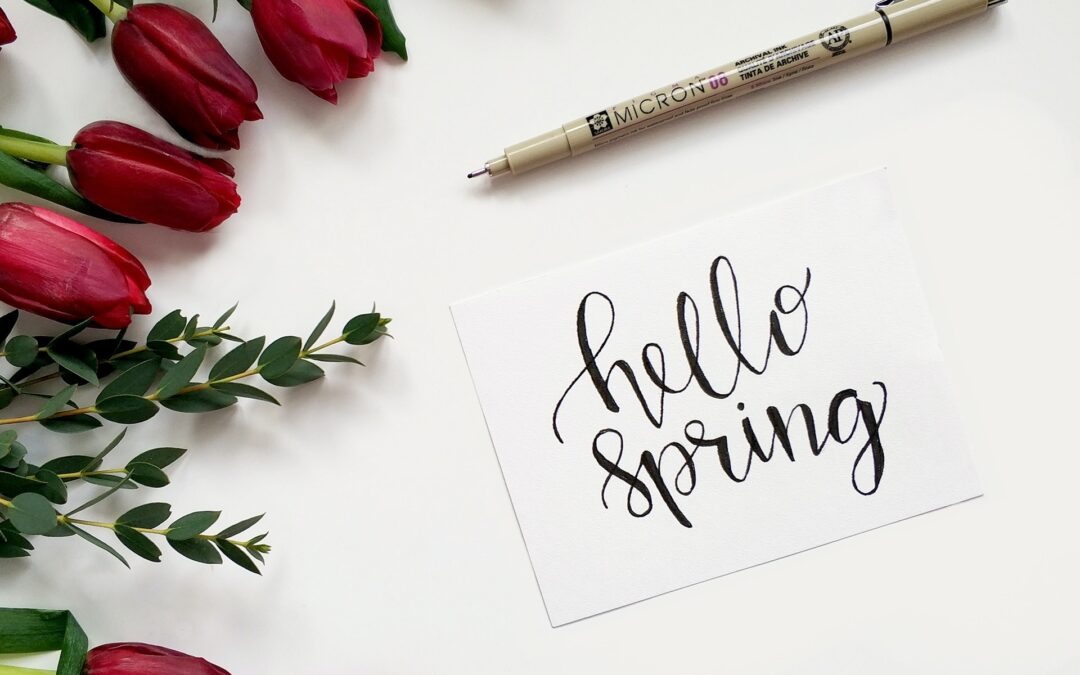 3 Advantages of Moving in Spring